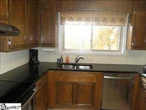 kitchen window and sink
