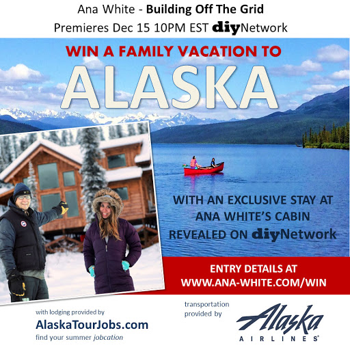 alaska-dream-vacation-giveaway-sweepstakes-ana-white-cabin-square